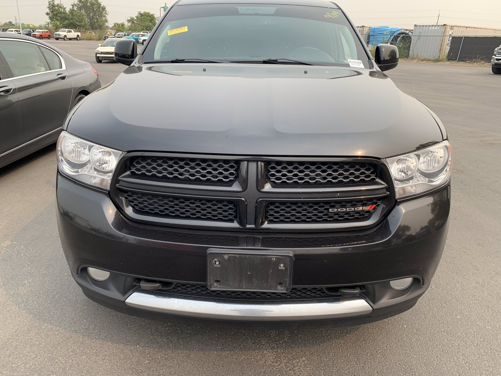 Pre-Owned 2013 Dodge Durango Special Service