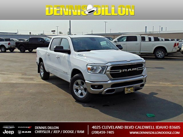 Dennis Dillon Dodge >> New 2019 Ram All New 1500 Big Horn Lone Star Crew Cab In Caldwell