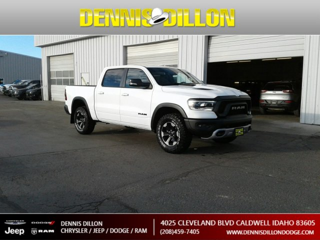 Dennis Dillon Dodge >> New 2019 Ram All New 1500 Rebel Crew Cab In Caldwell 4k0168