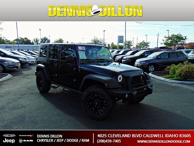 Pre Owned 2010 Jeep Wrangler Unlimited Rubicon