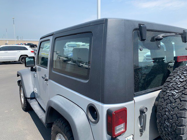 Pre-Owned 2007 Jeep Wrangler X