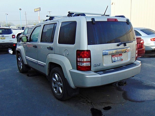 Pre Owned 2008 Jeep Liberty Limited
