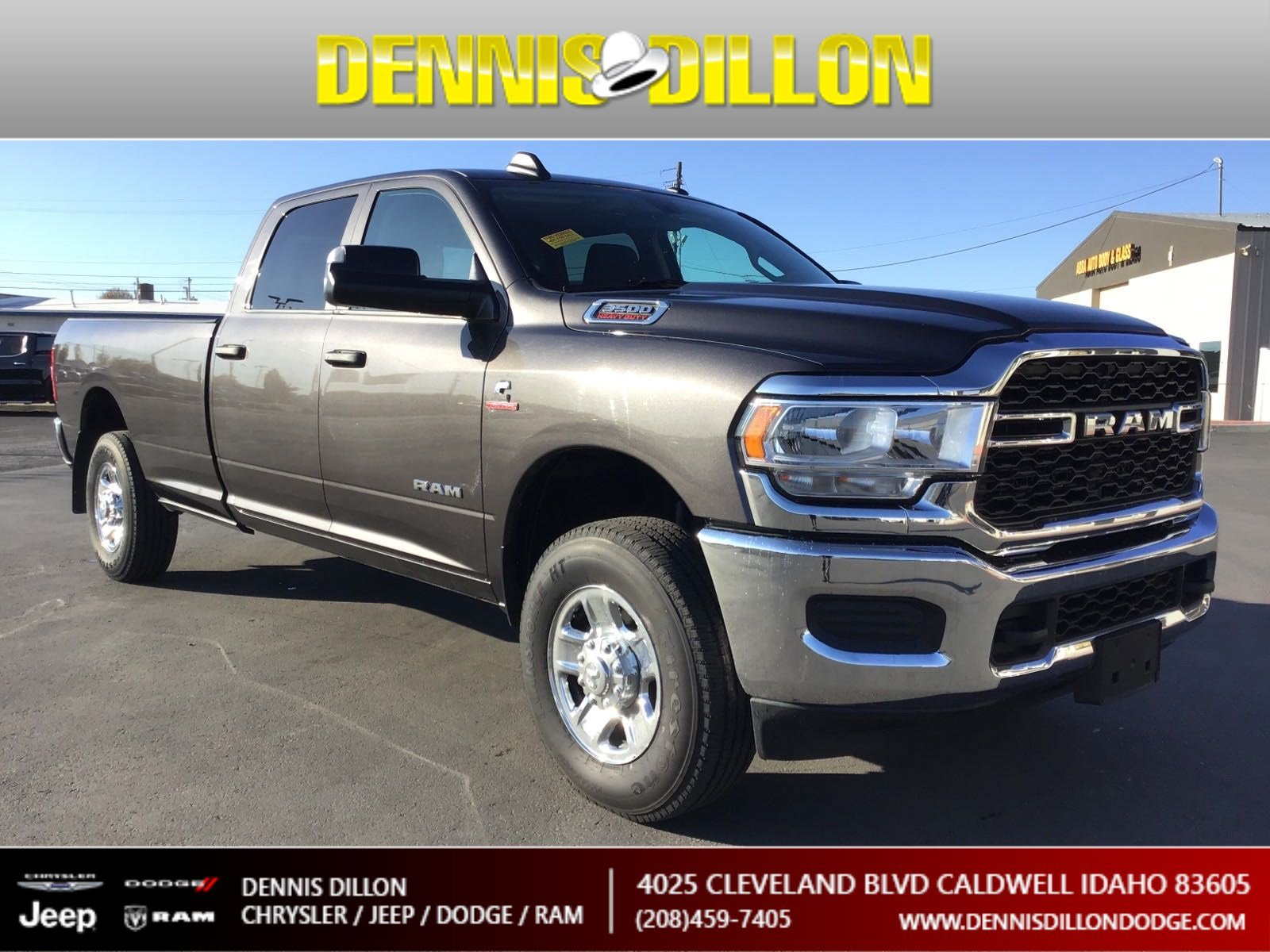 Certified Pre-Owned 2019 Ram 3500 Tradesman