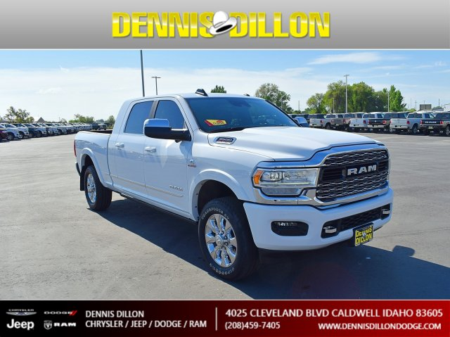 Dennis Dillon Caldwell >> New 2019 Ram 3500 Limited Mega Cab 4x4 6 4 Box