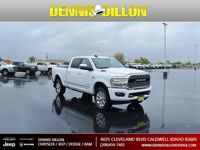 Dennis Dillon Dodge >> New 2019 Ram 3500 Limited Crew Cab In Caldwell 4k0257 Dennis