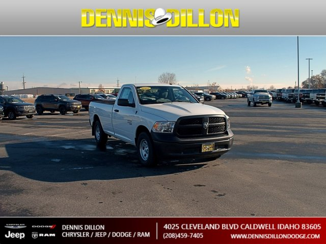 Dennis Dillon Dodge >> New 2019 Ram 1500 Classic Tradesman Regular Cab 4x2 8 Box