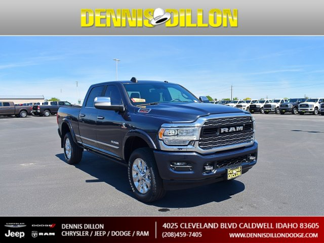 Dennis Dillon Caldwell >> New 2019 Ram 2500 Limited Crew Cab 4x4 6 4 Box