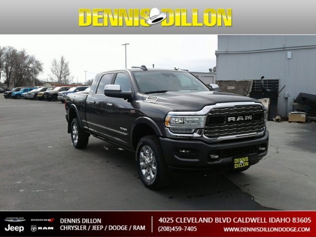 Dennis Dillon Dodge >> New 2019 Ram 2500 Limited Mega Cab In Caldwell 4k0186 Dennis