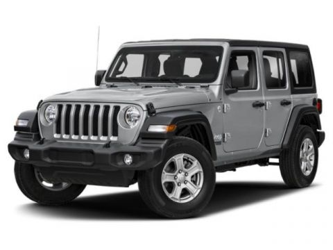 New 2020 JEEP Wrangler Willys Sport