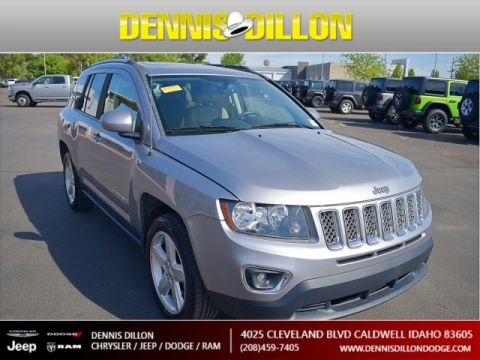 Certified Pre-Owned 2014 Jeep Compass High Altitude