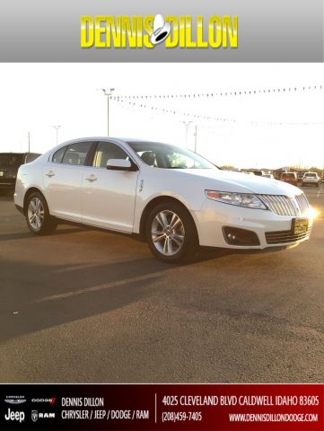 Pre-Owned 2012 Lincoln MKS