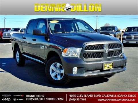 New Ram Trucks For Sale in Caldwell | Dennis Dillon ...